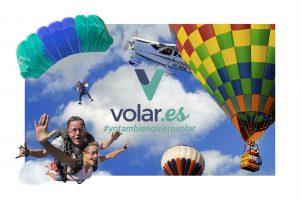 Volar en Alicante - Turismo de Aventura